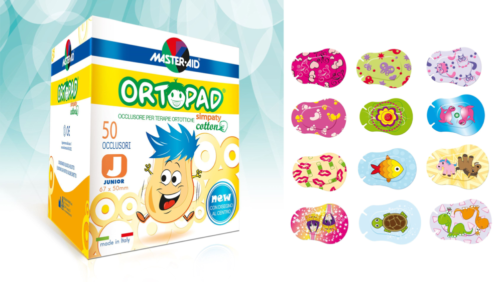 Детские окклюдеры ORTOPAD