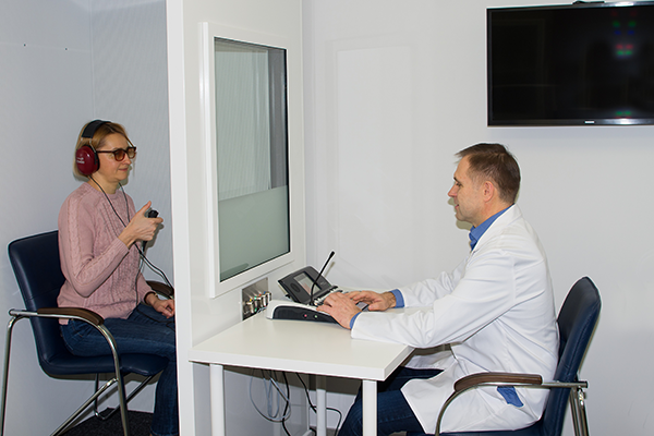 Проверить слух в Могилеве