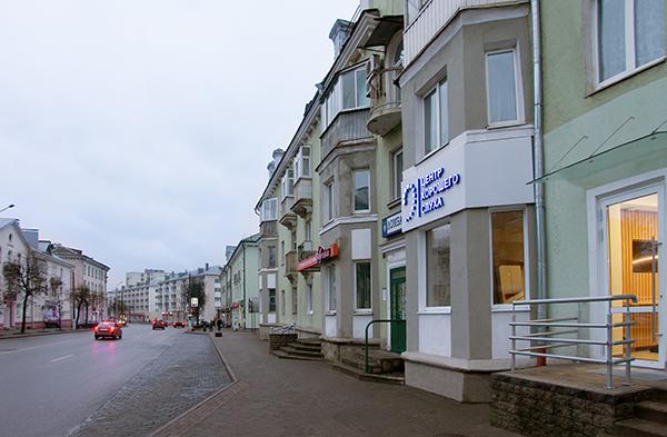Центр хорошего слуха в Могилеве на улице Пионерская, 31