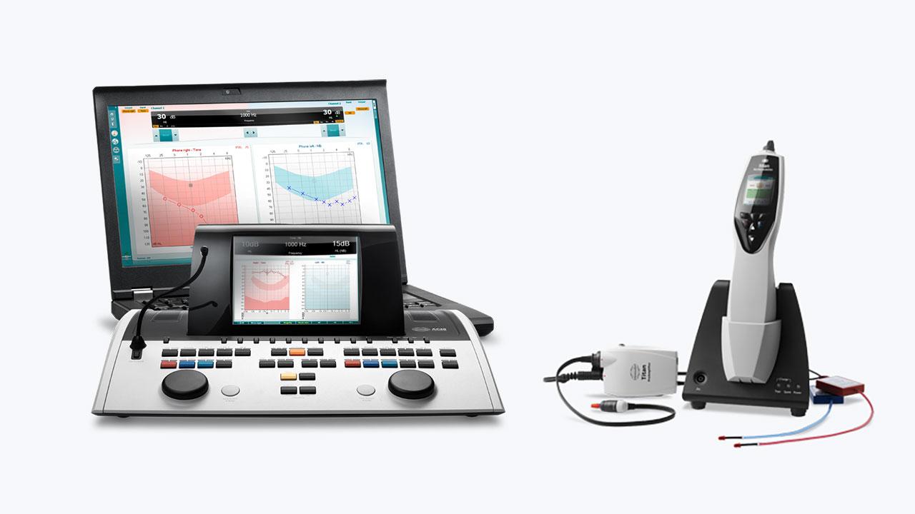 Арникатрейд диагностическое оборудование для проверки слуха