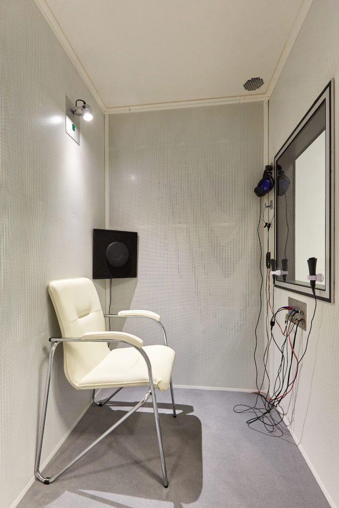 Шумозащитная кабина для проверки слуха IAС 40а-2 XL