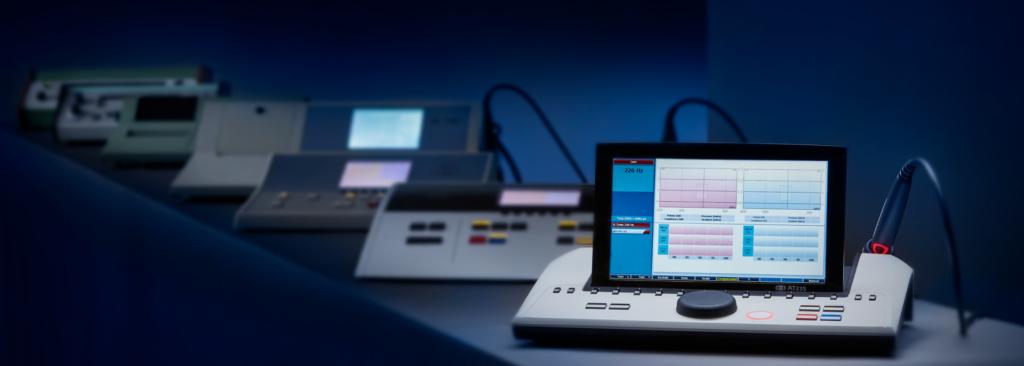 Аудиологическое оборудование для диагностики слуха