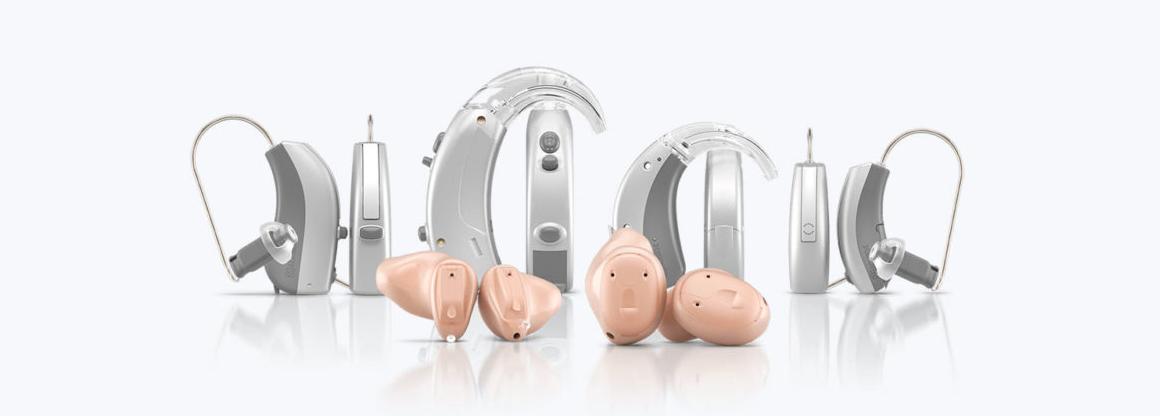 Слуховые аппараты Oticon, Widex, Resound в Беларуси